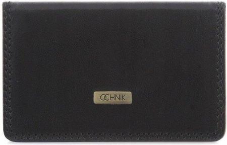 b74c8112a62be Etui na karty kredytowe OCHNIK - PL-221 Czarny - Ceny i opinie ...