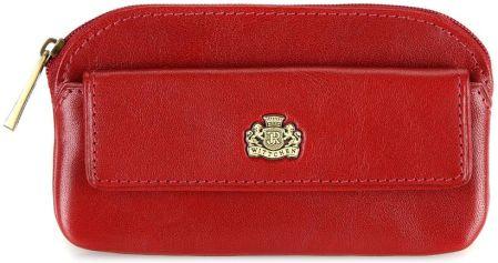 8b9f4e8e2bc9a Genevian Luxury Objects 03-2306-01 portfel skórzany damski - czarny ...