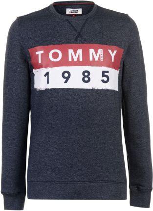 e298369664d8e Bluza Tommy Hilfiger pod szyję DM0DM03640002 - XL Allegro