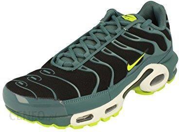 best website 369b7 f416a Amazon Nike Air Max Plus męskie buty sportowe, czarne syntetyczne - - 42 EU