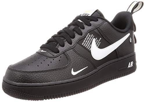 Nike Air Force 1 '07 LV8 Utility White White Black Tour Yellow | Footshop