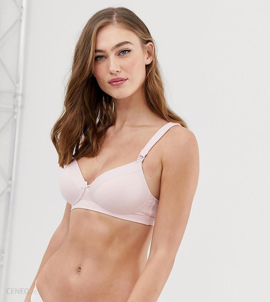 21049ee7feb Dorina Avalon organic cotton nursing bra in pink - Pink - zdjęcie 1