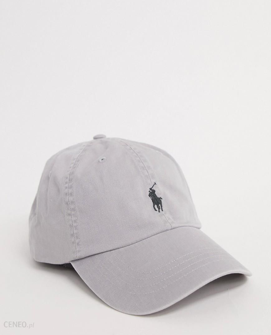 5c13acf63b5 Polo Ralph Lauren baseball cap with polo player in light grey - Grey - zdjęcie  1