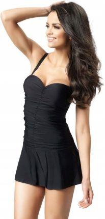 376b7133020157 Strój Kąpielowy jednoczęściowy Kostium sukienka 44 - Ceny i opinie ...