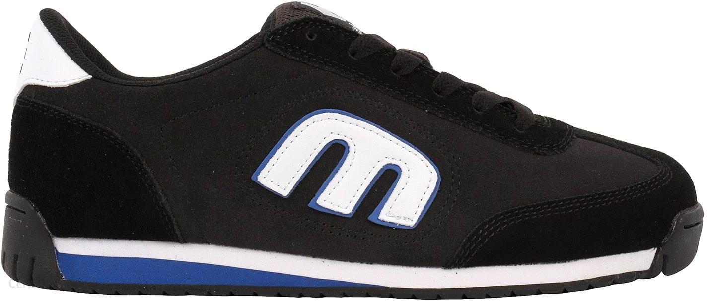 konkurencyjna cena sklep w Wielkiej Brytanii Zjednoczone Królestwo Guess Etnies Lo-Cut II LS Skate Shoes - Black/Charcoal/Blue - Ceneo.pl