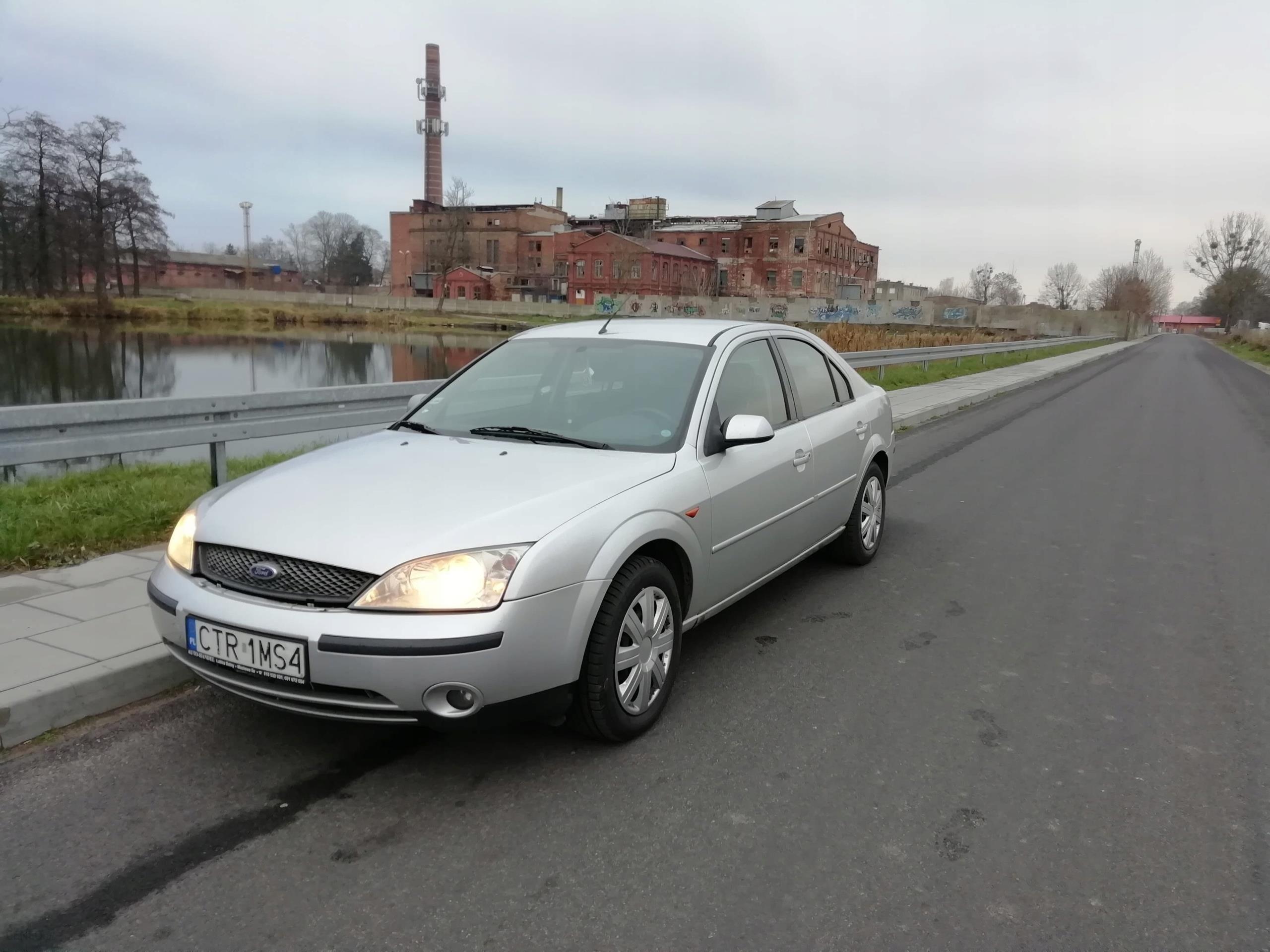 Ford Mondeo Mk3 20 Benzyna Lpg Okazja 6400 Opinie I Ceny Na