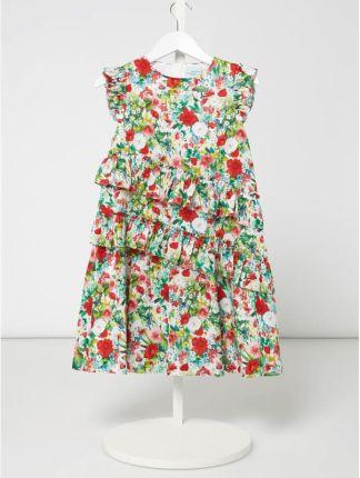 1dce2f3fe2 Mohito - Sukienka w kratę gingham dla dziewczynki little princess ...
