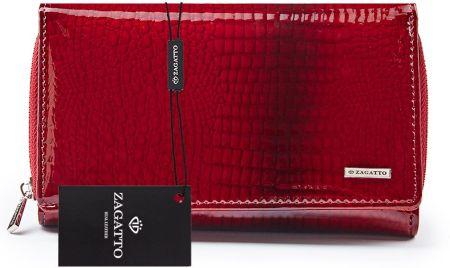 ae5686ed35768 Duży Portfel Damski VALENTINI - 157.550 Czerwony - Ceny i opinie ...
