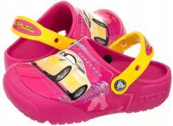 b60a7ad5c7bd6 Klapki Dla Dzieci Crocs Fun Lab Lights Cars 3 Cruz Allegro