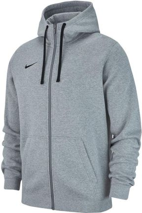 ef9240af0 Bluza męska Full Zip Fleece Team Nike (jasnoszara)