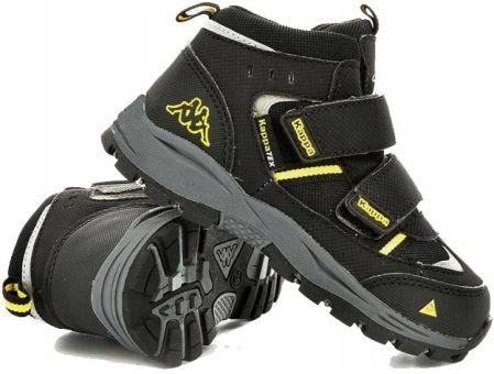 adidas Terrex Conrax CP CW Kozaki Dzieci czarny 33 Trapery turystyczne