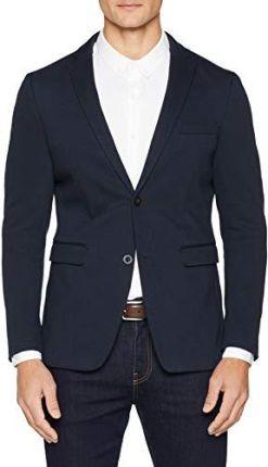4bfa1a80f60a1 Amazon ESPRIT Collection męska kurtka do garnituru, kolor: niebieski (Navy  400) ,