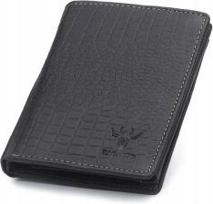 9c098664b63c9 Skórzany portfel męski Zagatto z ochroną kart Rfid Allegro