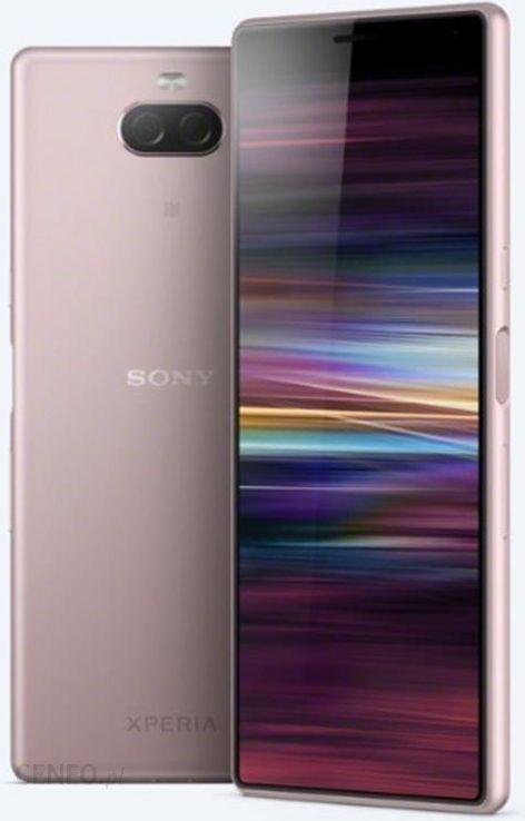 Sony Xperia 10 Rozowy Cena Opinie Na Ceneo Pl