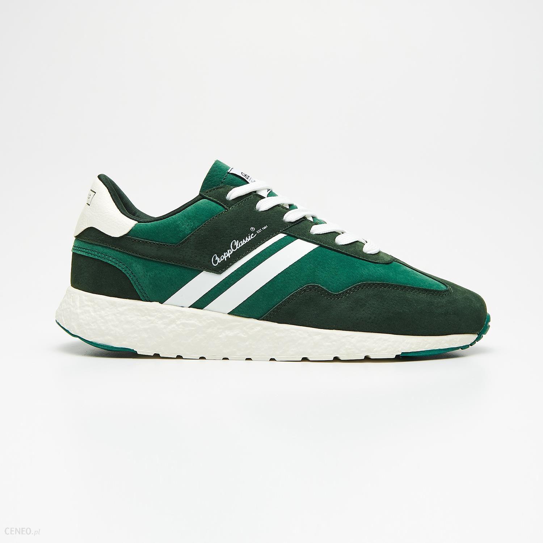 032833a8 Cropp - Niskie sneakersy Retro Pacific - Zielony - Ceny i opinie ...