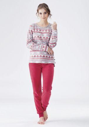 6434253e331ba5 Key Lhd 055 A8 Koszula Nocna Damska Homewear Lato - Ceny i opinie ...
