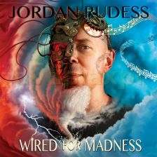 Jordan Rudess: Wired For Madness (digipack) [CD]