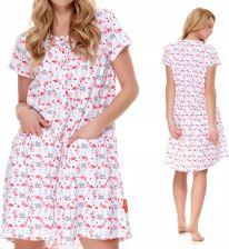 dfa732abb91855 Tcb 9444 Doctor Nap rozpinana koszula we flamingi Allegro