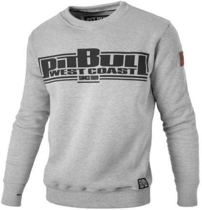d064eea74 Koszulka z długim rękawem Pit Bull Classic Boxing'18 - Biała ...
