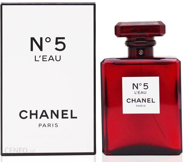 99033967 Chanel No 5 L Eau Red Edition Woda Toaletowa 100ml