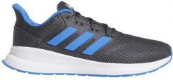 Adidas Runfalcon Szaro Niebieskie G28730