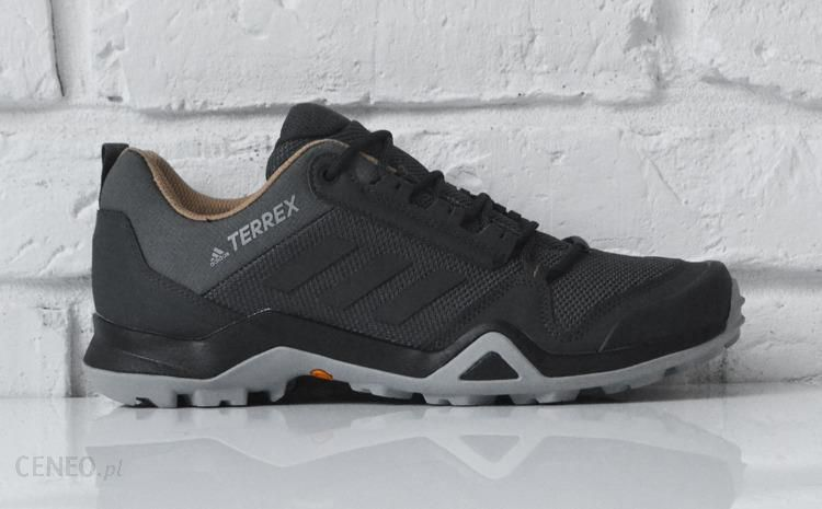 Buty męskie adidas terrex ax3 szare bc0525