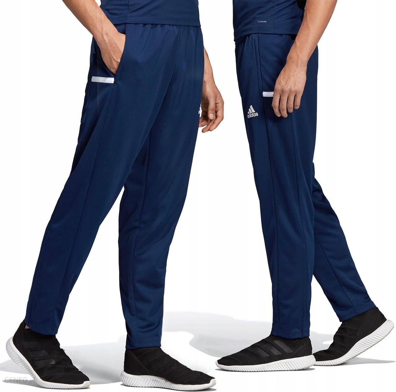 Spodnie dresowe męskie adidas granatowe DY8809 M Ceny i opinie Ceneo.pl
