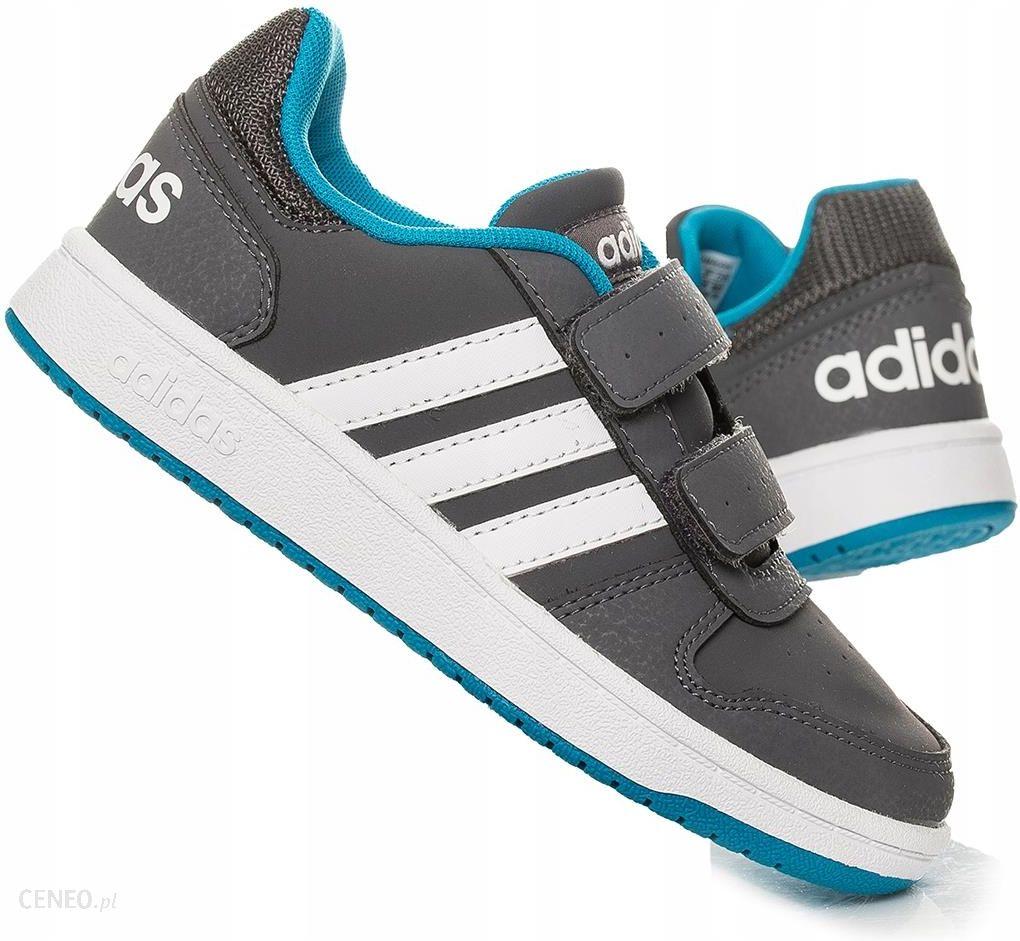 Buty dziecięce Adidas Hoops 2.0 Cmf C F35893 Ceny i opinie Ceneo.pl