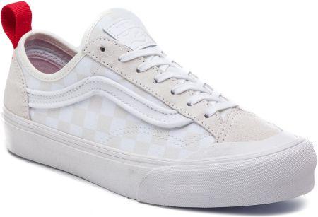3e8f3ed93ec8 Tenisówki VANS - Style 36 Decon Sf VN0A3MVLVL81 (Leila Hurst) White Check  eobuwie