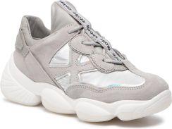 0012e180e240a Sneakersy BRONX - 66240-CP BX 1574 Silver 100 eobuwie