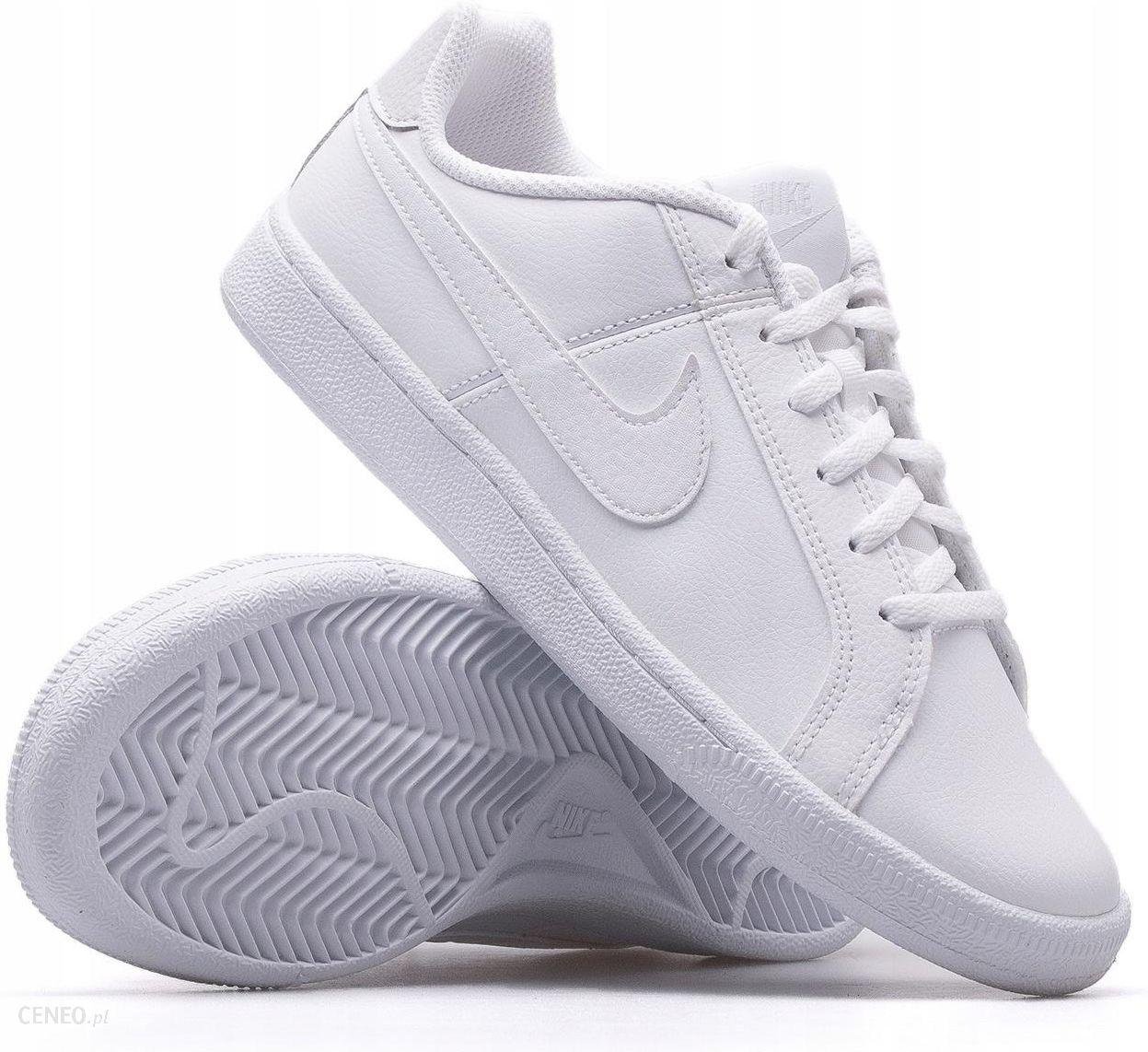 Buty damskie białe Nike Court 833654 102 36 Ceny i opinie Ceneo.pl