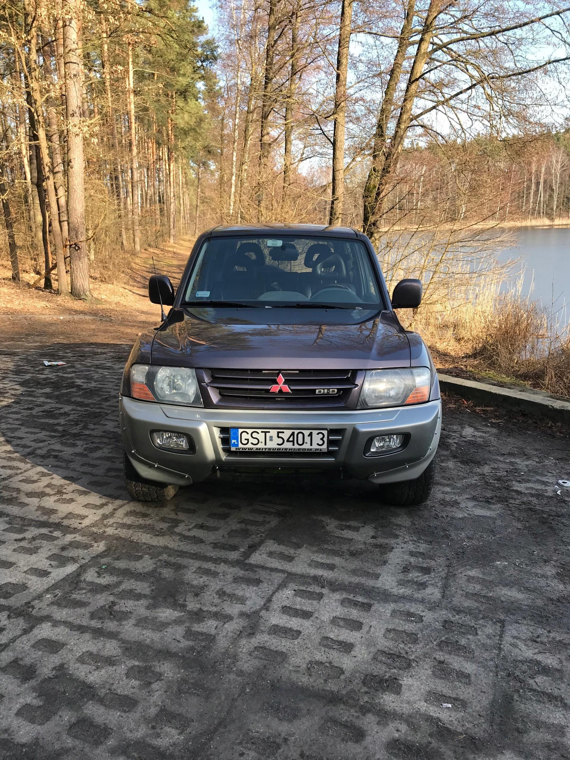 Mitsubishi Pajero III 3 2 DiD - Opinie i ceny na Ceneo pl