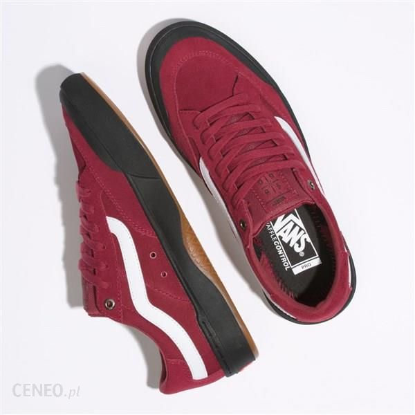 Buty VANS Berle Pro Rumba Red (9D0) Ceny i opinie Ceneo.pl