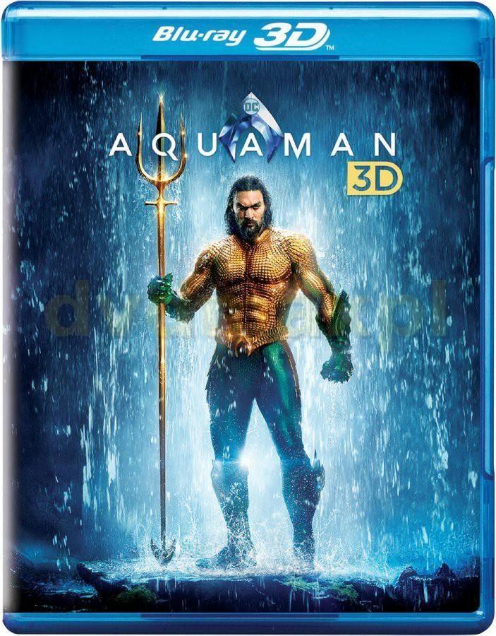 Aquaman [Blu-Ray 3D]+[Blu-Ray]