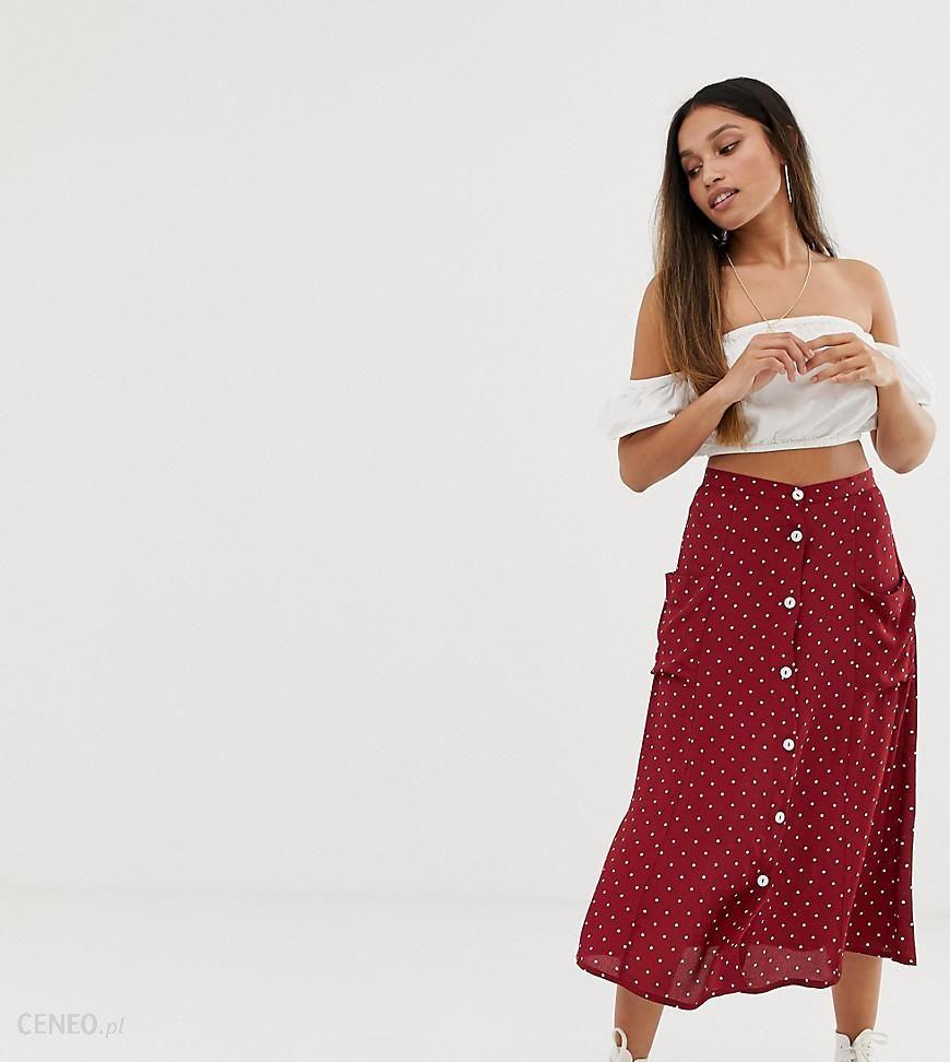 4e63f4b6f7d7 Miss Selfridge Button Through Midi Skirt – DACC