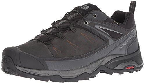 Amazon Salomon X Ultra 3 LTR GTX buty trekkingowe, kolor: czarny, rozmiar: 47 Ceneo.pl