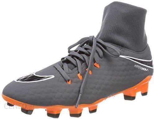 detailed look 360f4 a5fe7 Amazon Nike Phantom 3 Academy DF FG buty piłkarskie męskie - szary - 42 EU
