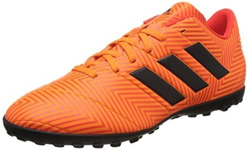 Amazon adidas męskie buty piłkarskie NEMEZIZ Tango 18.4 TF Da9624 pomarańczowa 44 EU