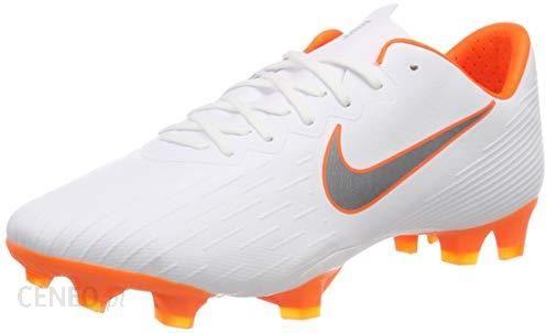 88455c48caec Amazon Nike Vapor męska Mercurial 12 FG Pro buty do piłki nożnej - biały -  42.5