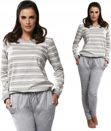 5db433219a05d0 634/172 Molly 2 Cornette piżama damska