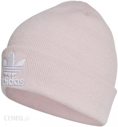 Czapka adidas Trefoil Beanie roz OSFM różowa DH4299 Ceny i opinie Ceneo.pl