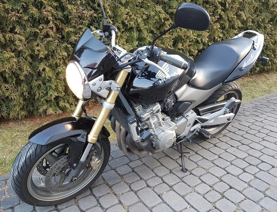 Honda Hornet 600 Cb600f Pc36 Mały Przebieg 26tys Opinie I Ceny