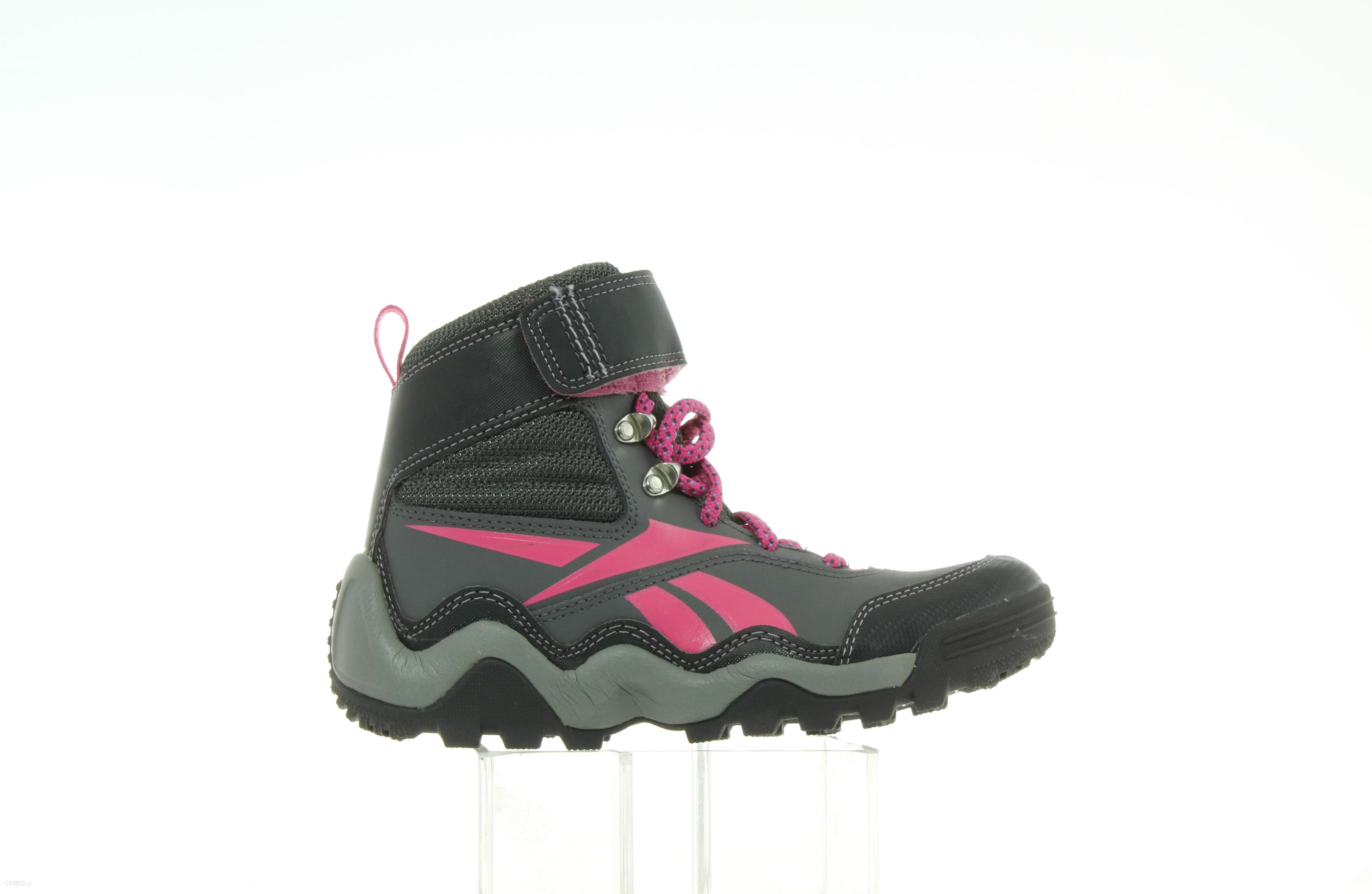 Buty Reebok Indstructr Hike (V46429) Szare, Różowe • sklep