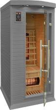 Home&Garden Sauna Na Podczerwień Z Koloroterapią Dh1 Gh Grey