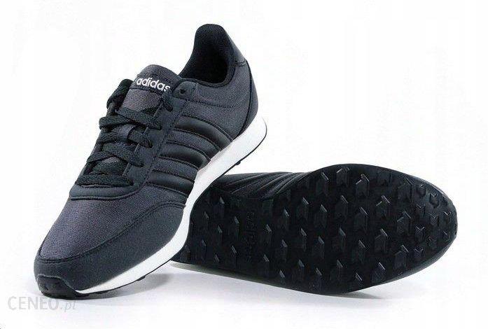 Adidas Buty męskie V Racer 2.0 czarne r. 46 (B75799)