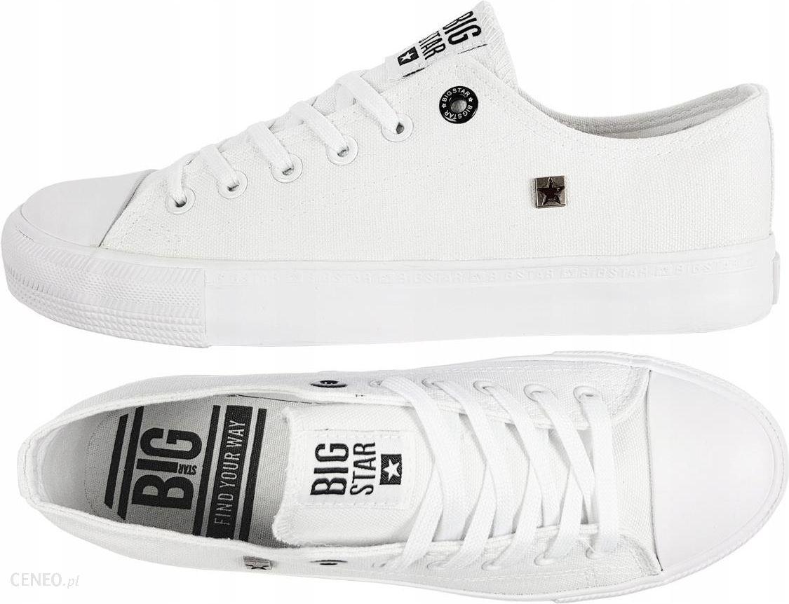 854f051f9d Trampki Big Star buty męskie białe AA174010 40 - Ceny i opinie ...