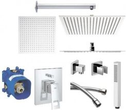 Grohe/Omnires/Rea Grohe Eurocube Podtynkowy 19896000