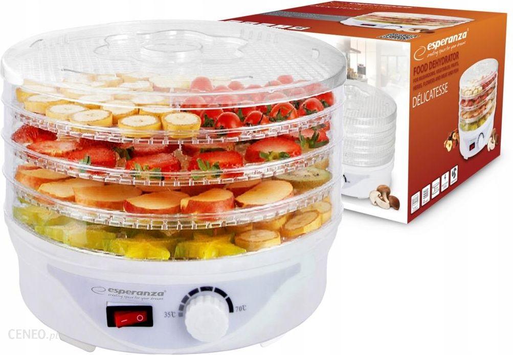 Suszarka do owoców i warzyw ESPERANZA EKD003 DELICATESSE