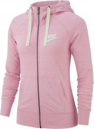53b265a25 Damska bluza z kapturem Nike Gym Vintage W (r.S) Allegro