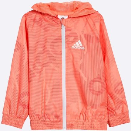 Bluza adidas Rock It Allover OP Hooded Track Top Kids AJ6223